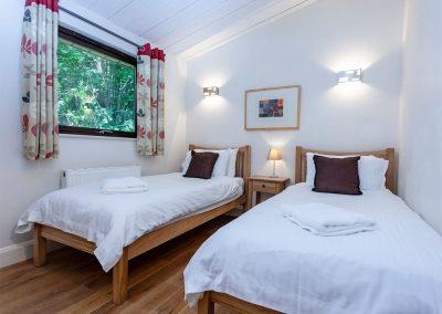 Bedroom #2 at Spindrel, Gara Mill, Slapton