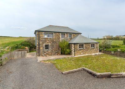 Outside Spring Barn, Rock