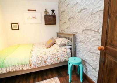 Bedroom #2 at Spring Park Farmhouse, Rezare