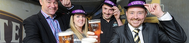 St Austell Brewery Celtic Beer Festival – Biggest party of the year!