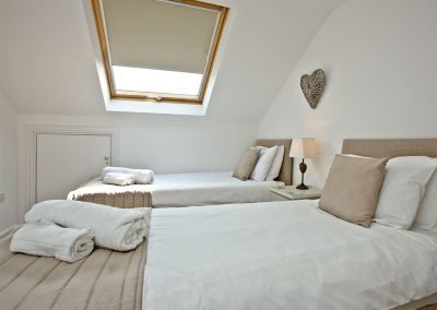 Bedroom #2 at Sunnymead Penthouse, Exmouth