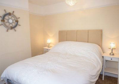 Bedroom #1 at Sunvale, Teignmouth