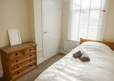 Bedroom #2 at Sunvale, Teignmouth