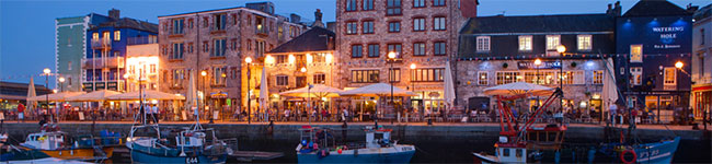 Plymouth is a great city to visit as a tourist! Behind the  modern designs of the centre, Plymouth is steeped in maritime history, centred on the Barbican.