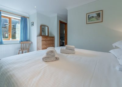 Bedroom #1 at Tamarisk, Roserrow, Polzeath