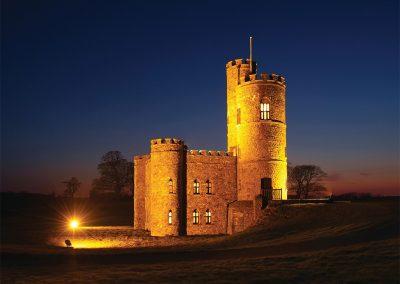 Outside Tawstock Castle, Tawstock