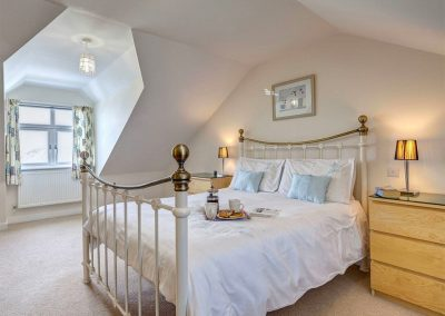 Bedroom #1 at The Bay, Bigbury-on-Sea