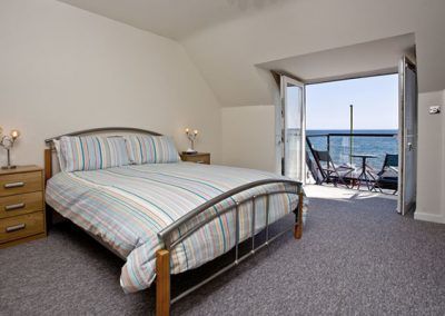 Bedroom #1 @ The Beach Retreat, Paignton