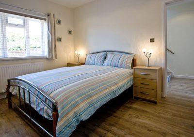 Bedroom #2 @ The Beach Retreat, Paignton