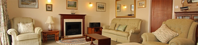 The Boat House, Rock - A spacious house in an idyllic position, overlooking the Camel Estuary and out to sea.