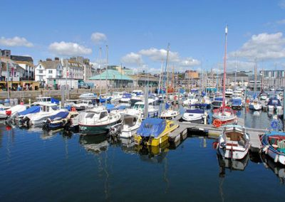 Plymouth Barbican