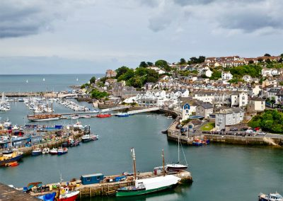 The view from The Crows Nest, Brixham
