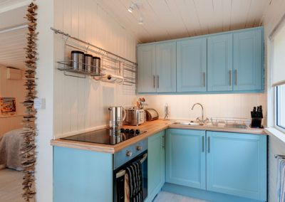 The kitchen @ The Dell, Torpoint