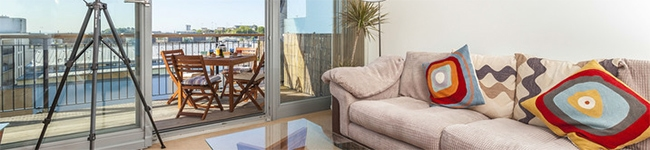 The Lookout, Plymouth - A stylish 2 bedroom apartment with rooftop sea views situated in an ideal location for exploring Plymouth