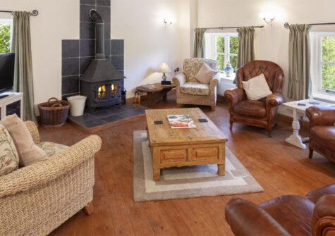 The Mill House, Bampton