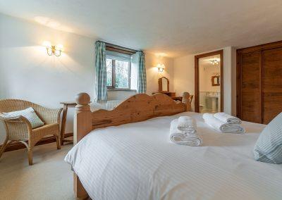 Bedroom #1 at The Millhouse, Roserrow, Polzeath