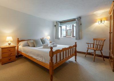 Bedroom #3 at The Millhouse, Roserrow, Polzeath