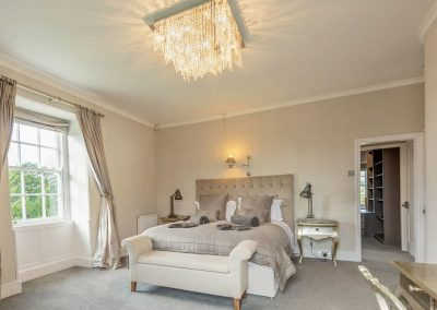 Bedroom #1 at The Old Vicarage, Lelant