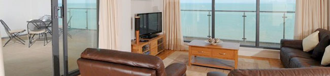 The Penthouse, Nassau Court, Westward Ho! - The best in North Devon