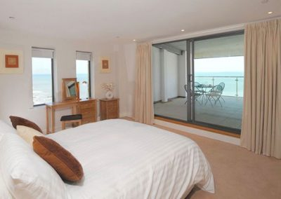 Bedroom #1 @ The Penthouse, Nassau Court, Westward Ho!