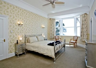 Bedroom #1 at The Riviera Mansion, Torquay