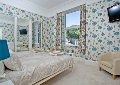 Bedroom #3 at The Riviera Mansion, Torquay