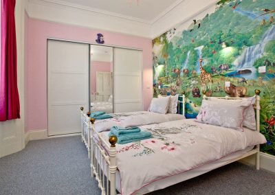 Bedroom #4 at The Riviera Mansion, Torquay