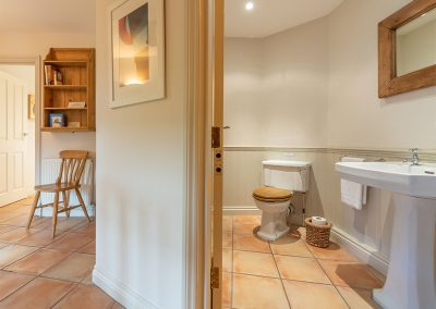The WC at The Roundhouse, Roserrow, Polzeath