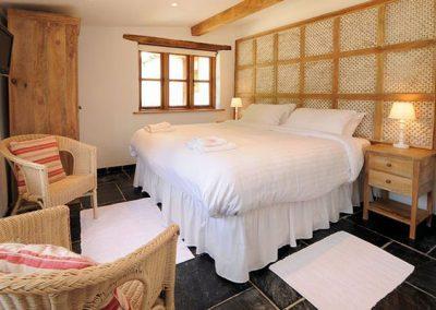 Bedroom #1 @ The Smithy, Park Mill Farm