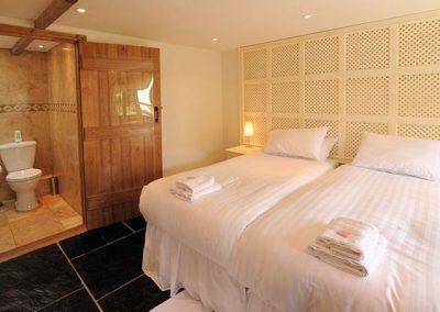 Bedroom #2 @ The Smithy, Park Mill Farm