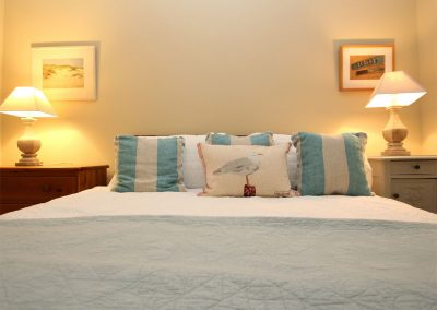 Bedroom #2 at The Spyglass, Penzance