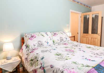 Bedroom #1 at Tolvarne, Teignmouth