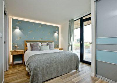 Bedroom #1 at Trebarwith, Wooda Farm, Bush