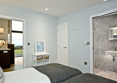 Bedroom #2 at Trebarwith, Wooda Farm, Bush