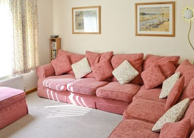 The second living room at Trelawn, Phillack