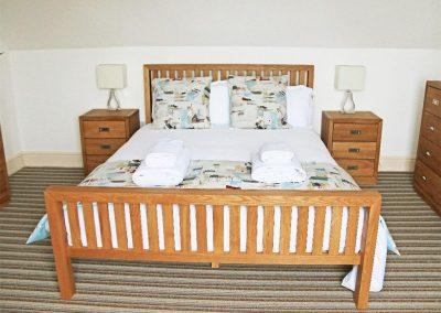 Bedroom #4 at Trelawns, Trenance