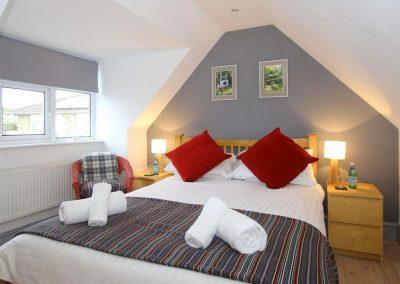Bedroom #5 at Trelawns, Trenance