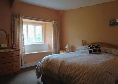 Bedroom #1 at Tresungers Cottage, St Endellion