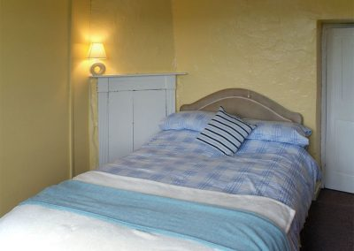 Bedroom #2 at Tresungers Cottage, St Endellion