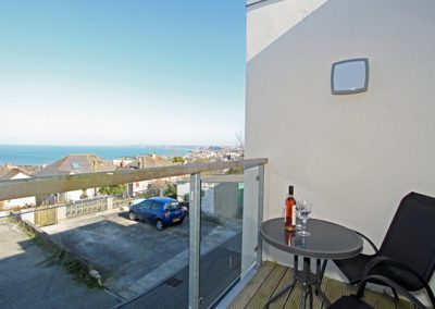 The balcony @ Trevena, Newquay