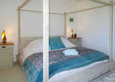 Bedroom #1 at Trevose View, Widemouth Bay