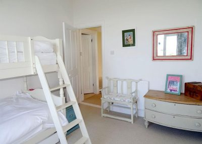 Bedroom #2 at Trevose View, Widemouth Bay