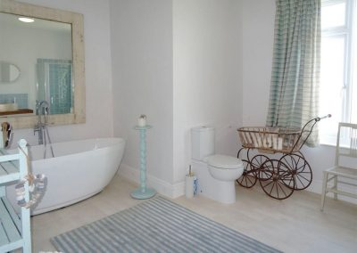 Bathroom #1 at Trevose View, Widemouth Bay