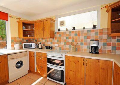 The kitchen @ Two Beaches, Paignton