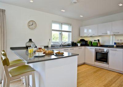 The kitchen @ Una Cuprum 53, St Ives