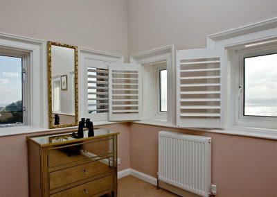 Bedroom #1 at Vane Tower, Torquay