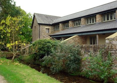 Outside Wassail Cottage, Yalberton