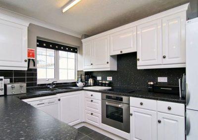 The kitchen @ Waters Edge