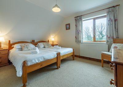 Bedroom #2 at Webbs Retreat, Roserrow, Polzeath