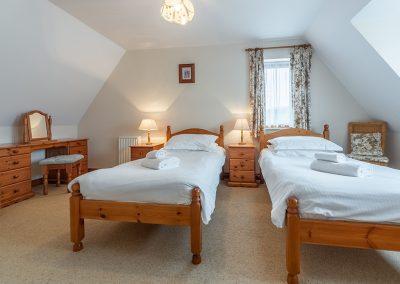 Bedroom #3 at Webbs Retreat, Roserrow, Polzeath